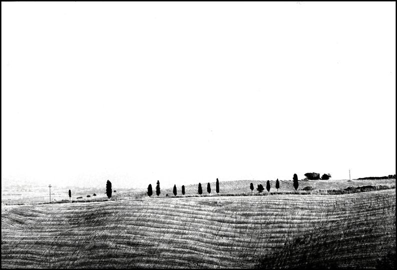 Paysages de Toscane
