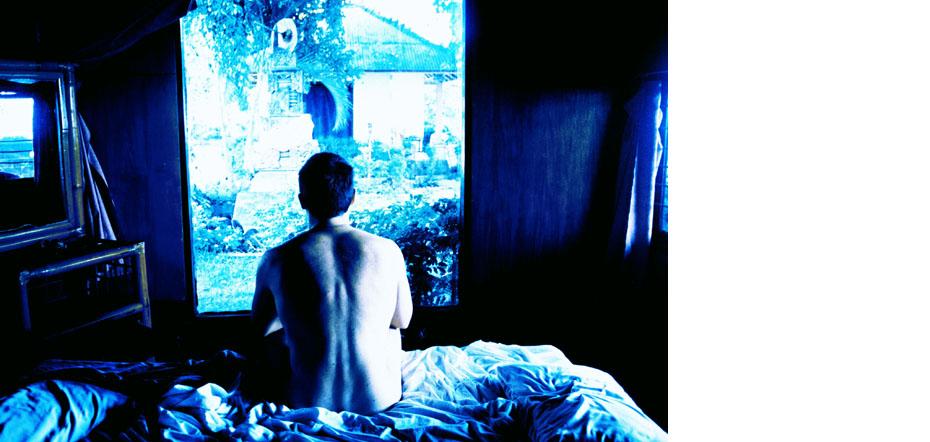 Chambre bleue Indonésie 02/1999